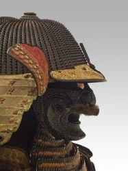 Armure de samuraï (n° d'inv. E 22-404)